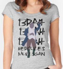 Hercules Mulligan- Hamilton Women's Fitted Scoop T-Shirt