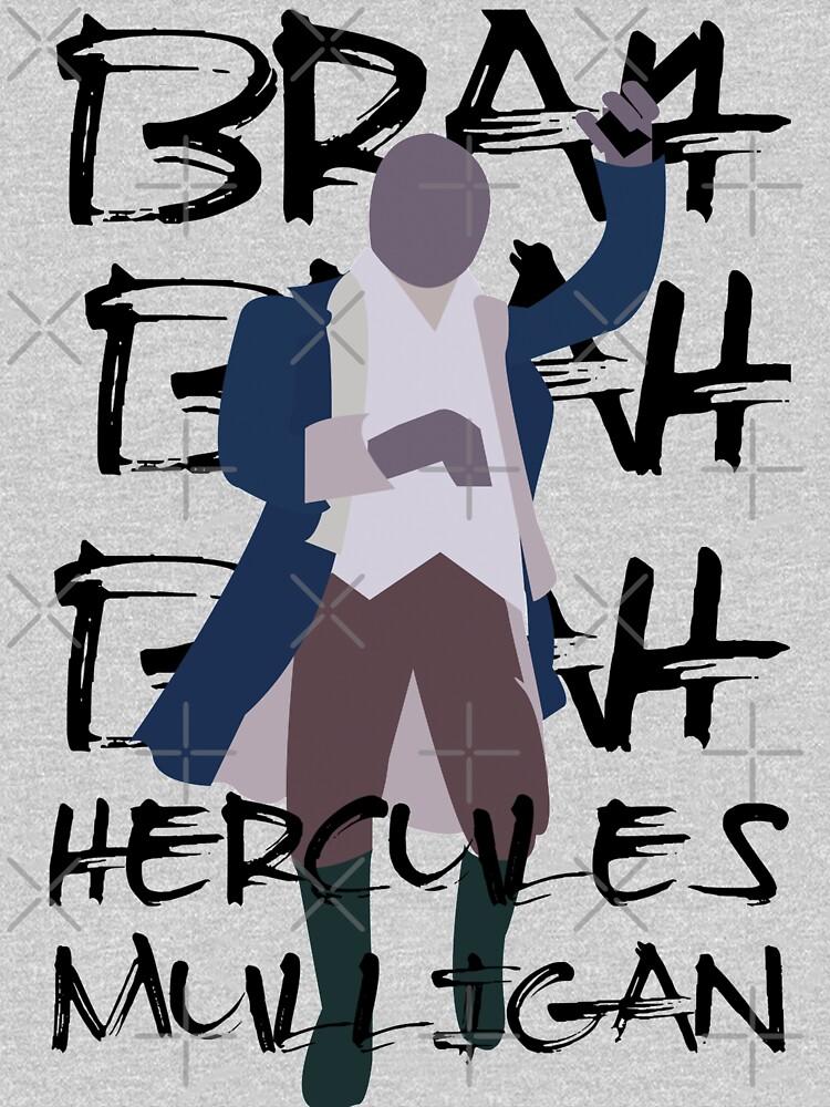 Hercules Mulligan- Hamilton | Unisex T-Shirt