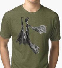 Dried Blooms Tri-blend T-Shirt