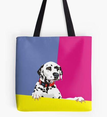How may I help you? Tote Bag