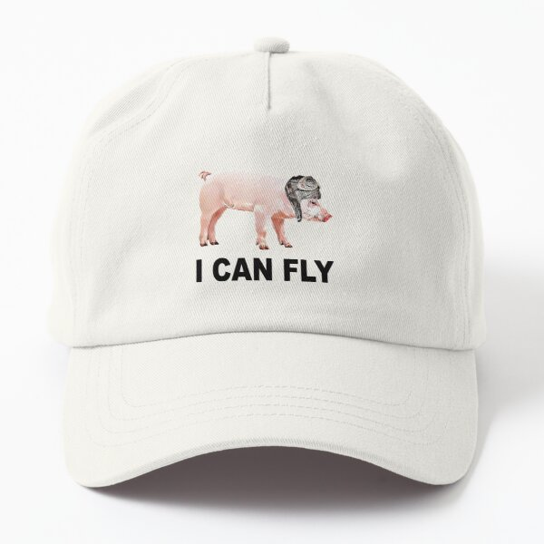 PIGs CAN FLY - Slightly Wrong Dad Hat