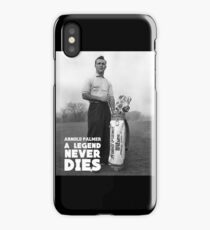 King The Legend iPhone Case/Skin