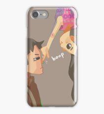 Captain Boop iPhone Case/Skin