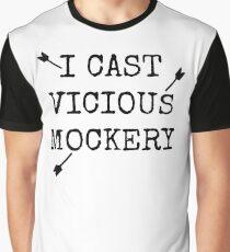 Vicious Mockery Graphic T-Shirt
