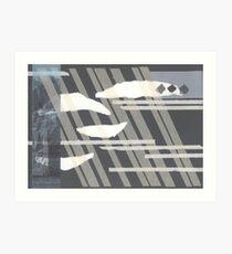 November Nebel Art Print