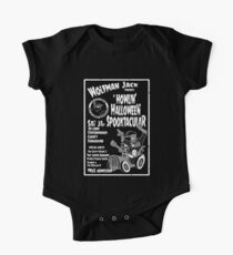 Rockabilly Psychobilly Halloween Spooktacular Kids Clothes