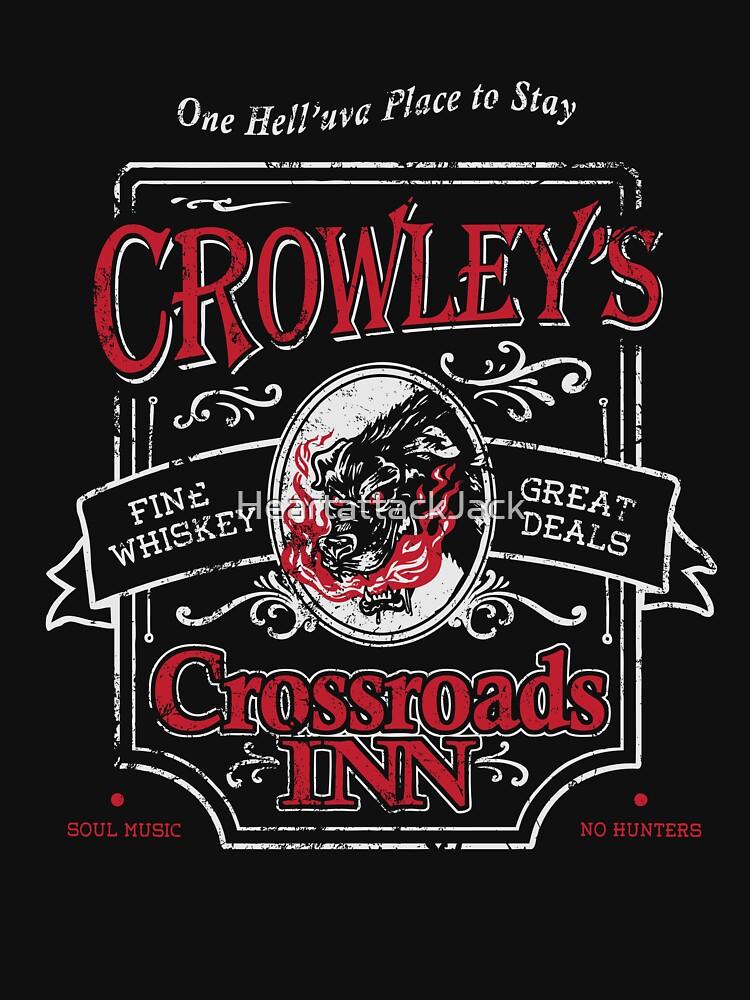 Crowley's Crossroads Inn by HeartattackJack