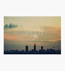 Saigon Photographic Print