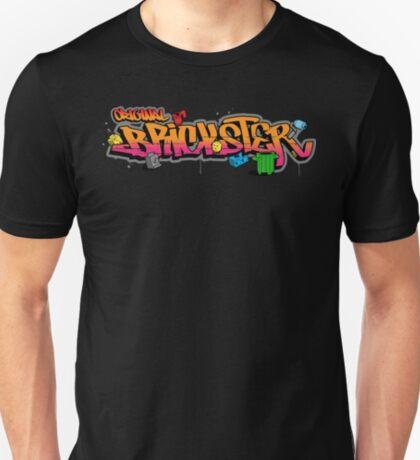 Original Brickster - Graffiti Version T-Shirt