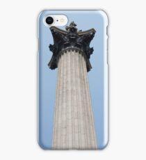 Nelsons Column iPhone Case/Skin