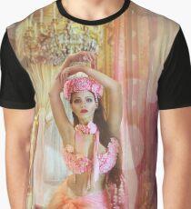 Pink Prinzess Graphic T-Shirt