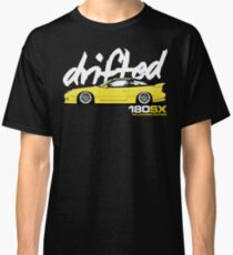 Drifted 180sx Tee - Yellowbird Edition by Drifted Classic T-Shirt
