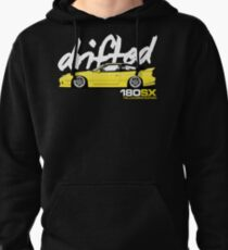 Drifted 180sx Tee - Yellowbird Edition by Drifted Pullover Hoodie