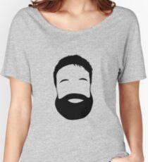 Ryan Fitzpatrick - beard Women's Relaxed Fit T-Shirt