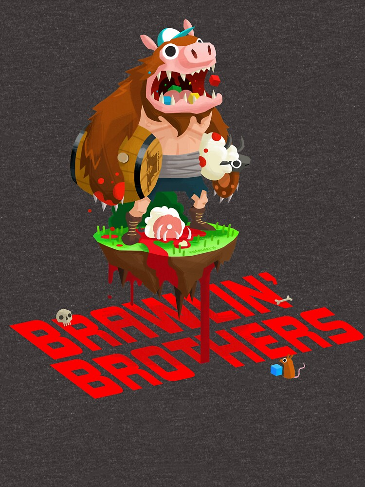 Brawling Brothers - ManBearPig by BrawlingBros
