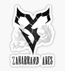 Zanarkand Abes Sticker