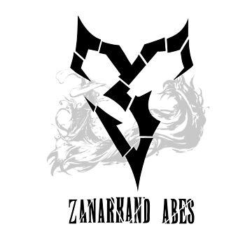 Zanarkand Abes by lnd310