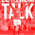 Let Them Talk - Paul Pogba by Matt Burgess