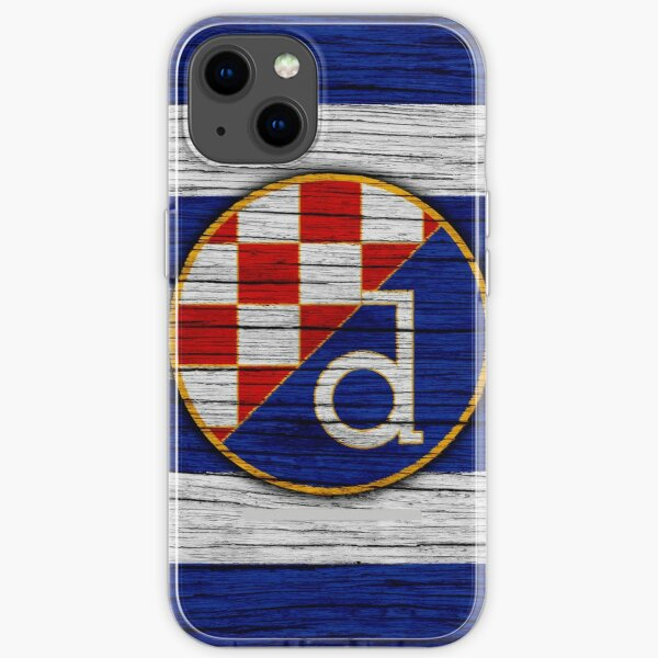 Dinamo Zagreb iPhone Flexible Hülle