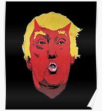 Anti-Trump for President 2016 T-Shirt Poster