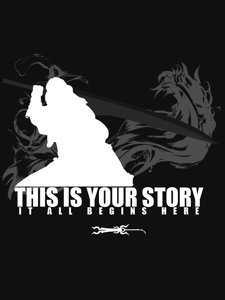 This is your story - Auron | Unisex T-Shirt