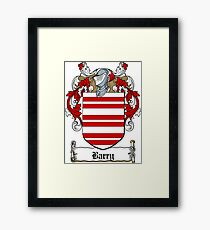 Barry (Wexford) Framed Print