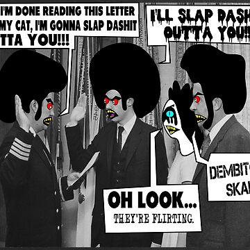 Funny Photo-- Shit Slap In Ceremony by tommytidalwave