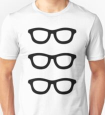 Smart Glasses Pattern Unisex T-Shirt