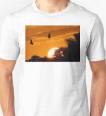 Everglades Sunset Unisex T-Shirt