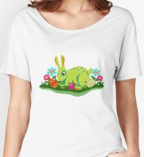 Easter  rabbit Women's Relaxed Fit T-Shirt