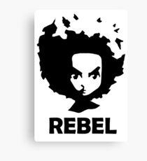 Rebel Huey Canvas Print