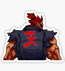 Akuma Sticker