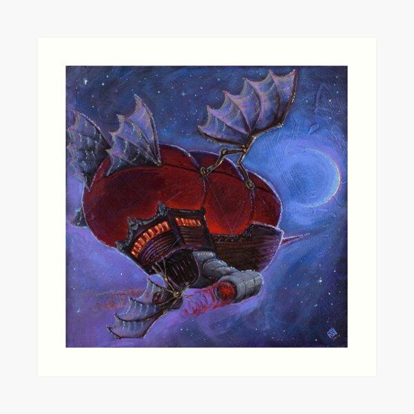 Flight of the Gypsy Art Print