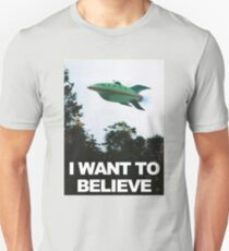I Want To Believe - Futurama T-Shirt