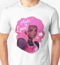 GARNET - STEVEN UNIVERSE - MADE OF LOVE T-Shirt