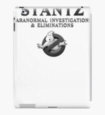 GHOSTBUSTERS STANTZ iPad Case/Skin