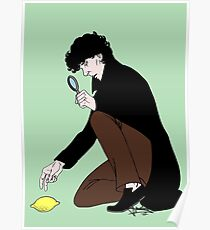 Guess Who Found the Lemon?! Poster