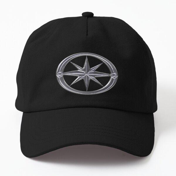 Star Bike Motorcycle chopper Cruiser Chrome Dad Hat
