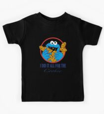 Did It All For the Cookie Kids Tee