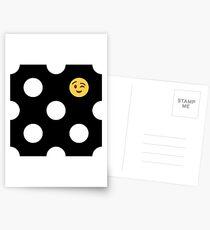 Wo ist mein Emoji? Postkarten