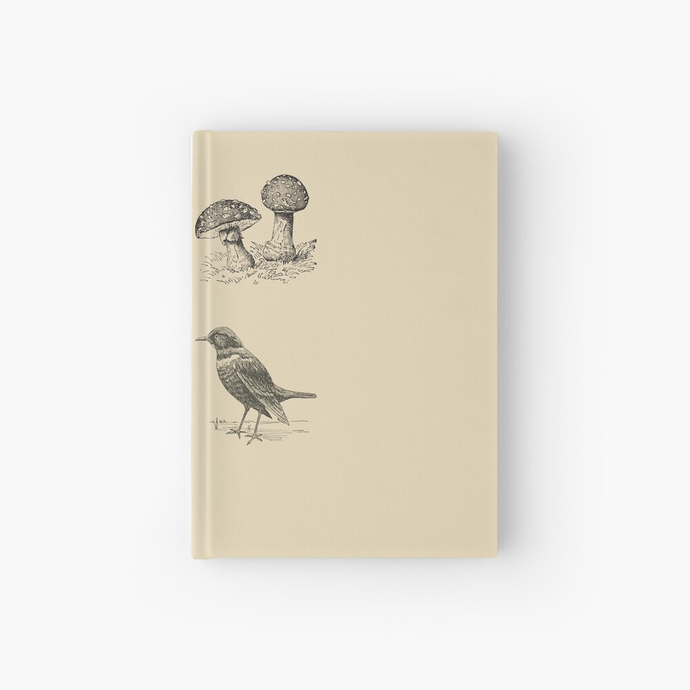 FOLKTALES FOR THE DISEASED INDIVIDUAL Official Merch Hardcover Journal