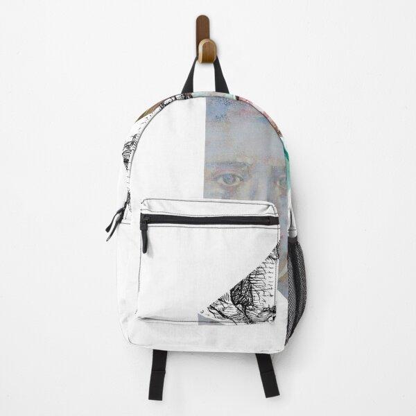 THREE TIMES SOREN KIERKEGAARD .2 Backpack