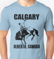CALGARY, ALBERTA Unisex T-Shirt
