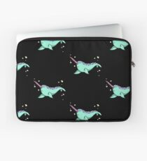 Bubbly Narwhal Laptop Sleeve