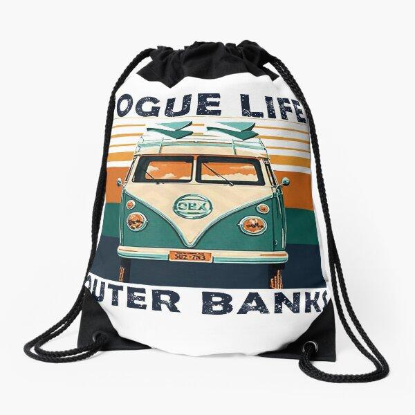 Pogue Life Outer Banks Classic Drawstring Bag