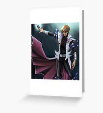 Yu-Gi-Oh!: Seto Kaiba Greeting Card