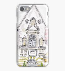 Chapelle, Beaune iPhone Case/Skin
