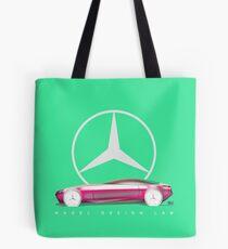 Mercedes Concept Coupé Tote Bag