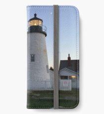 Pemaquid Lighthouse Maine iPhone Wallet/Case/Skin