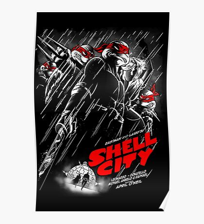 Shell City Poster